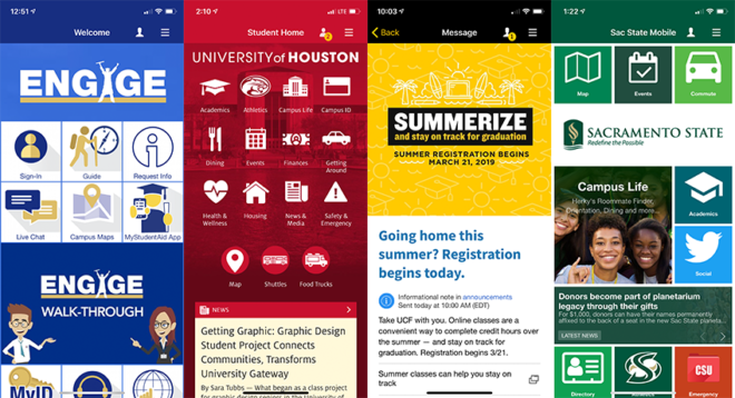 The Best University Mobile Apps of 2019