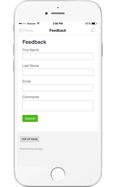 marketing_app_feedback_form