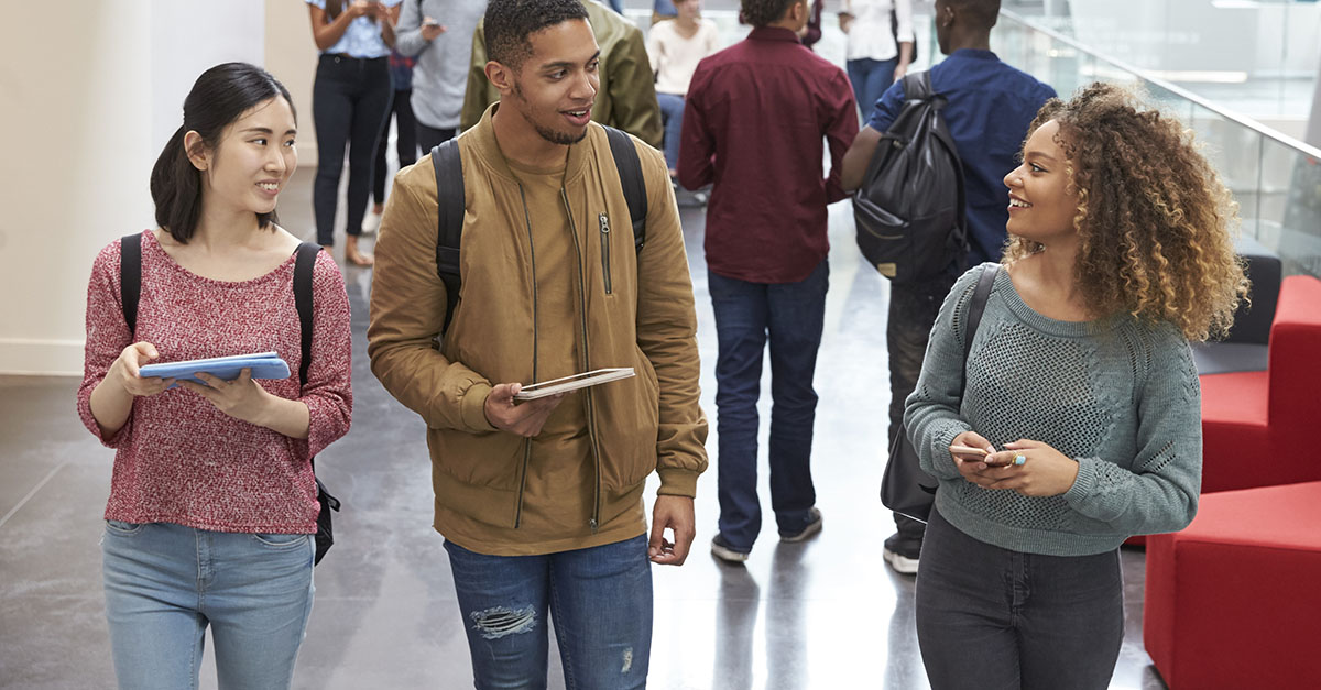 gen z  reshaping the campus technology experience
